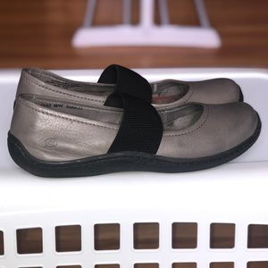 Born Mary Jane leather shoes